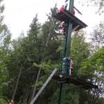 RHS Hof im Kletterpark Untreusee