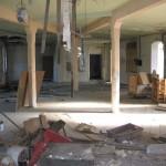 Trümmertraining der Rettungshunde Hof Saale